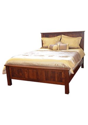 Classic Shaker Bed