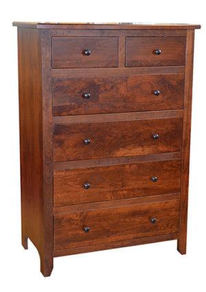 Classic Shaker Tall Dresser