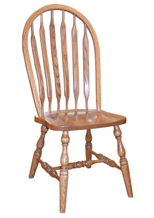 Double Pedestal Chair