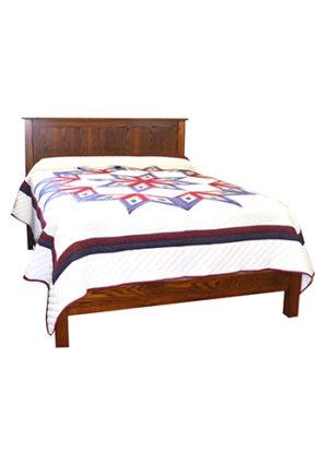 Economy Shaker Bed