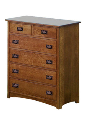 Empire Mission Dresser 2