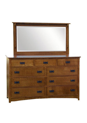 Empire Mission Dresser
