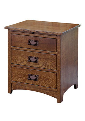 Empire Mission Nightstand