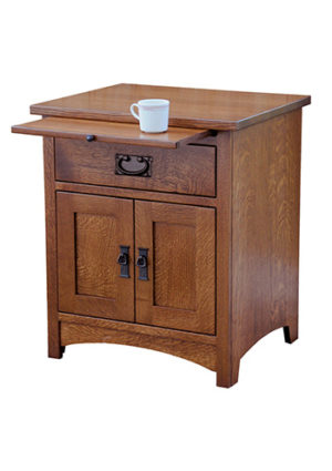 Empite Mission Nightstand