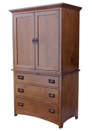 Empire Mission Armoire