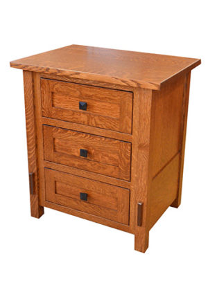 Heartland Mission Nightstand