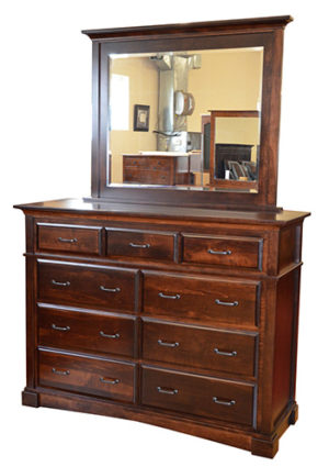 Manhattan Dresser with Mirror