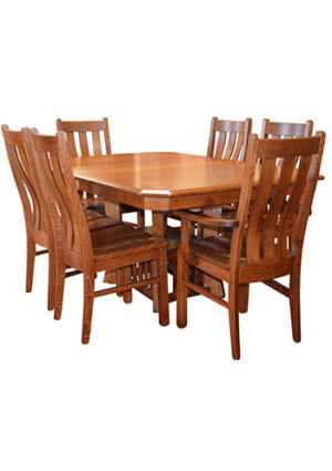Salida Mission Dining Table