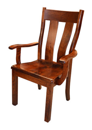 Settlers Chair with Arms