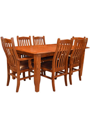 Shaker 2 Dining Table