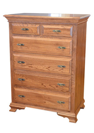Traditional Tall Dresser