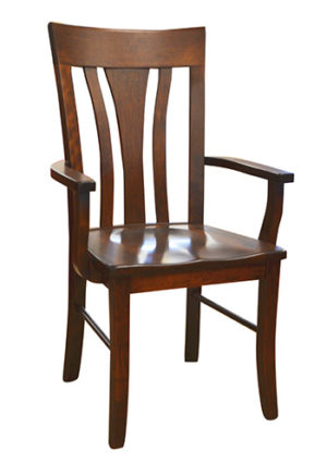 Woodbury Chair with Arms