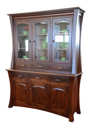 Woodbury China Cabinet