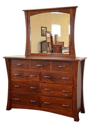 Woodbury Dresser with Mirror