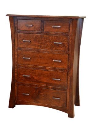 Woodbury Tall Dresser